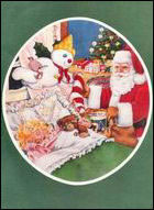 Mr. Bingle Greeting Card