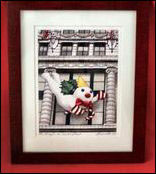 Mr. Bingle on Canal Street