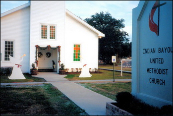 Indian Bayou United Methodist Chuch