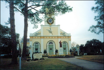 Saint Martin of Tours Roman Catholic Church