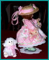 Little Lamb Doll Dress